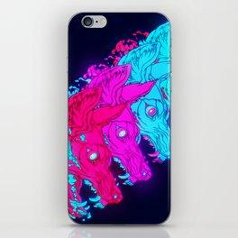 P L U N G E iPhone Skin
