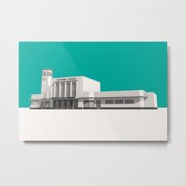 Surbiton Station Metal Print
