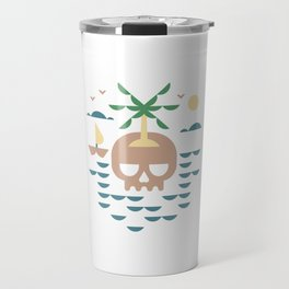 Skull Island Travel Mug