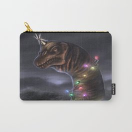 Brachiosaurus Christmas Tree Carry-All Pouch