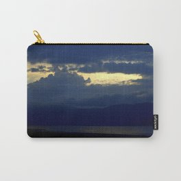 Blues. Carry-All Pouch