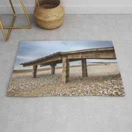 Seaside Pier Rug
