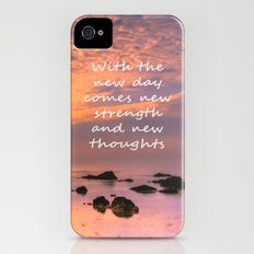 A New Day Slim Case iPhone (4, 4s)