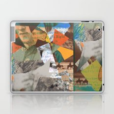 Survived by His Mother Laptop & iPad Skin