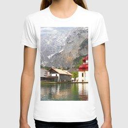 Town Landcape T-shirt