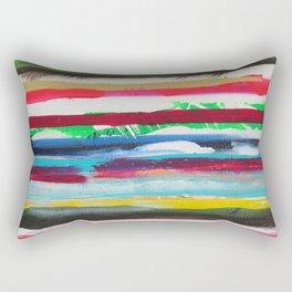 Cloudy Petoskey Rectangular Pillow