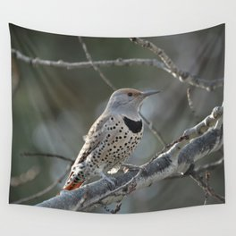Red-shafted Northern Flicker Wall Tapestry