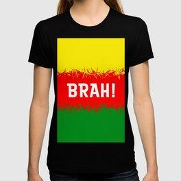 Jamaican Design 2 - brah T-shirt