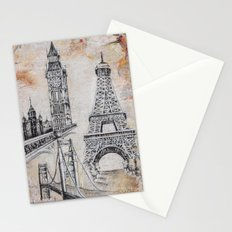 Wounderlust Stationery Cards