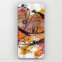 anime iPhone & iPod Skins featuring Anime 2 by Del Vecchio Art by Aureo Del Vecchio