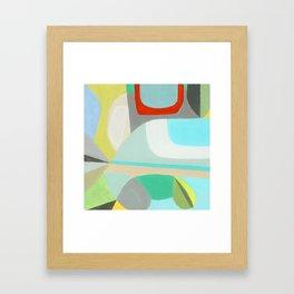 Chroma 34 Framed Art Print