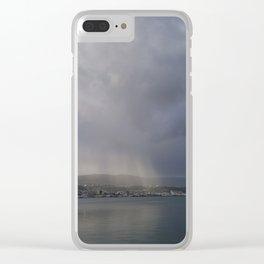 Sunrays Over Dunedin Clear iPhone Case