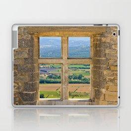 Window To The Luberon Laptop & iPad Skin