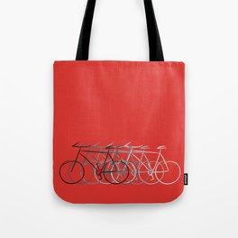 Just bike Tote Bag