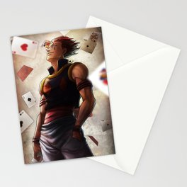 Hisoka (cards) Artwork Stationery Cards