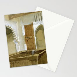 Our House In Tetouan - Digital Remastered Edition Stationery Cards