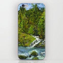 South Umpqua River, Oregon iPhone Skin