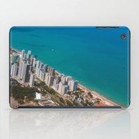 brazil iPad Cases featuring Brazil Beach by Mauricio Santana