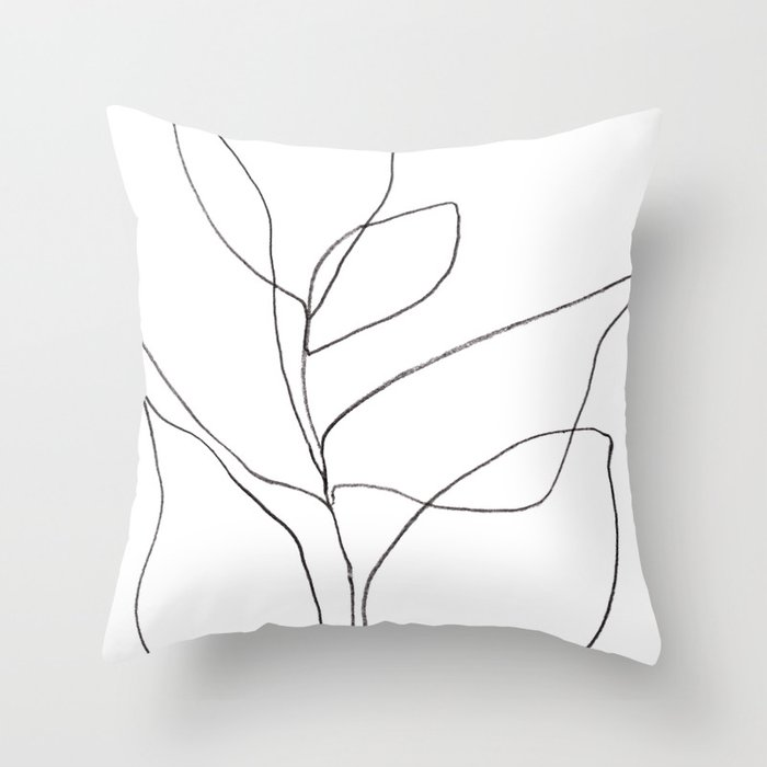 Throw Pillow by Galleryj9