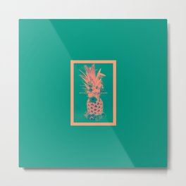 Pineapple Express //Stoner's Delight Metal Print