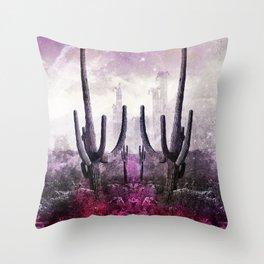 DESERT TRIP Throw Pillow