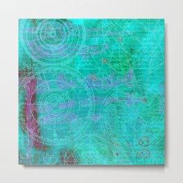 Ocean Deep 3 Metal Print