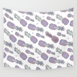 pineapple prediction Wall Tapestry