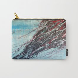Abstract Swarm Carry-All Pouch