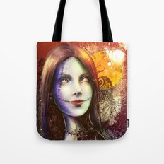 The Rag Doll Tote Bag