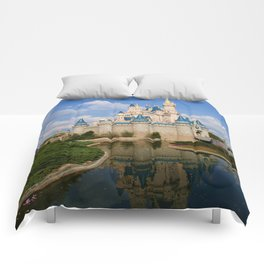 Where Dreams Come True Comforters