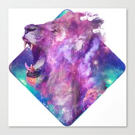 The Galaxy Guardian Canvas Print