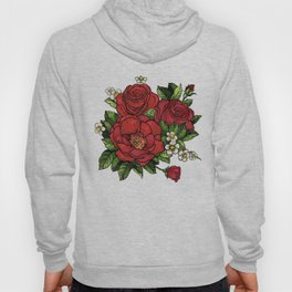 Wild Roses Hoody