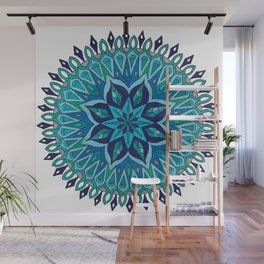Mandala of Intuition Wall Mural