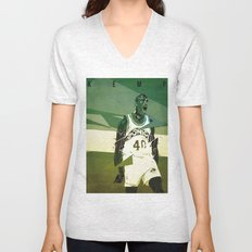 Seattle Reign Man Unisex V-Neck
