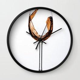 Copa de vino Wall Clock