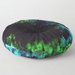 Dark Matter Floor Pillow