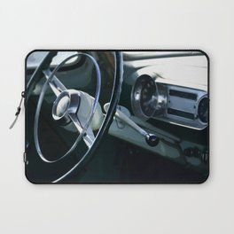 Vintage Dashboard Laptop Sleeve