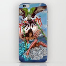 Swing Fairy iPhone Skin