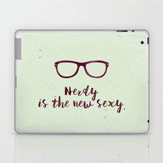 Nerdy - the new sexy Laptop & iPad Skin