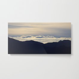 The valley with hope Metal Print