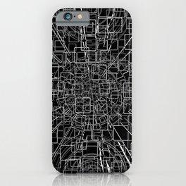 Living in the Matrix iPhone Case
