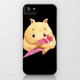 Cornet guinea pigs enrollment Gift iPhone Case
