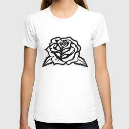 invisible rose T-shirt