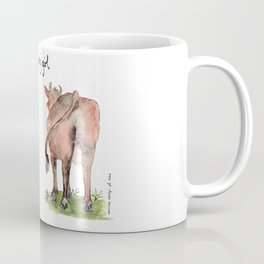 I'm a country girl Coffee Mug