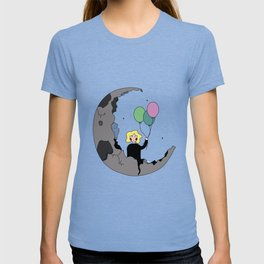 Moon walk T-shirt