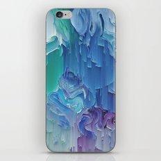 Delicate Deconstruction iPhone & iPod Skin