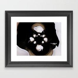 Lait de Coco Framed Art Print