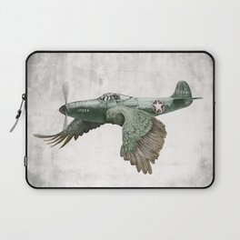 In which it's a bird. It's a plane. (Now in technicolour) Laptop Sleeve