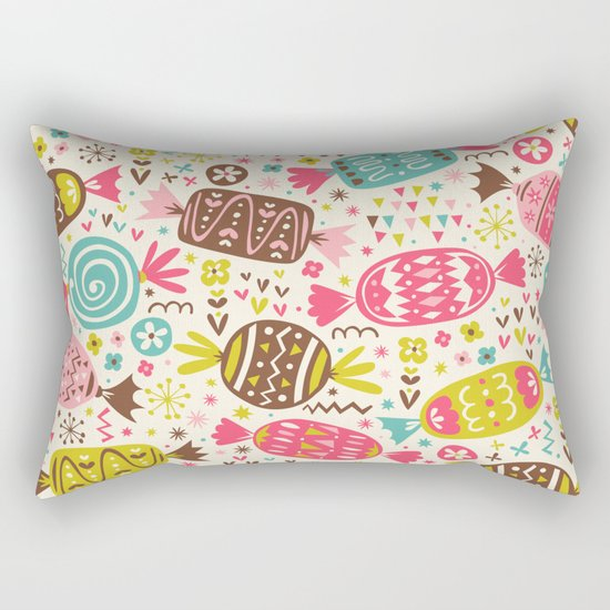 Sweeties Rectangular Pillow