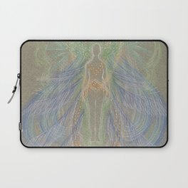 New Beginning Angel Laptop Sleeve